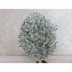 Baum mit Schnee 19 cm