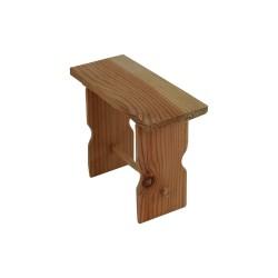 Holztisch 7 cm
