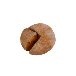 Laib Käse mit Scheibe 3 cm