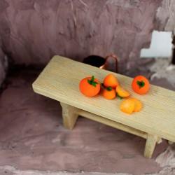 Orangen Set Mix 0,5 - 1 cm