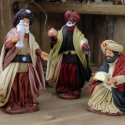 Heilige drei Könige Caspar 14 cm