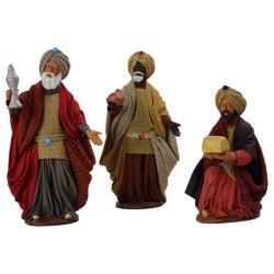 Heilige drei Könige Balthasar 17 cm