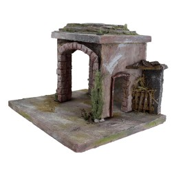 Krippengebäude 31 cm