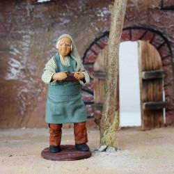 Tischler/Silberschmied/Handwerker 13 cm