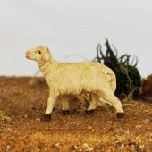 Krippentiere Schaf stehend 3,5 cm