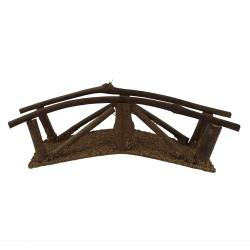 Holzbrücke groß