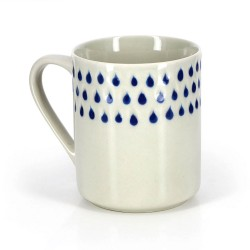 Becher aus Keramik Drops