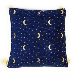 Dekokissen Mond Handmade