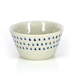 Schale Drops aus Keramik