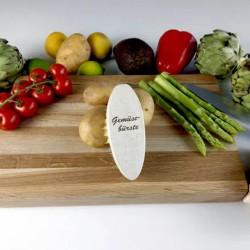 Gemüsebürste aus Holz 14cm