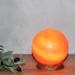 Tischleuchte USB LED Ball