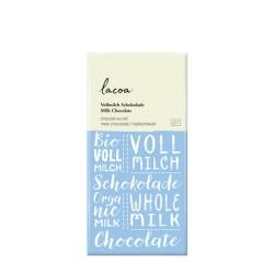 Bio Schokolade, Lacoa Vollmilch