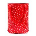 Lunares Shopper rot / Einkaufstasche - Ikuri