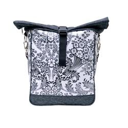 Eden Weiss Fahrradtasche Einzeltasche