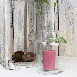 Vase aus Glas Landon