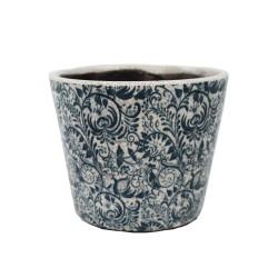 Blumentopf aus Keramik Florecitas