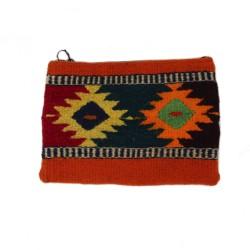 Handtasche aus Wolle Oaxaca