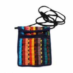Handgewebte Handy Tasche Colores