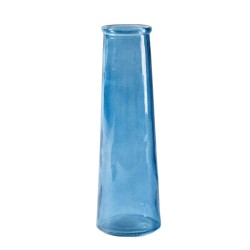 Vase Konisch blau 25cm