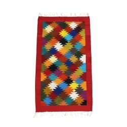 Teppich aus Wolle Estrellas de Colores