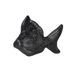 Handgemachte Dekofigur aus Mexiko Fisch, Unikat