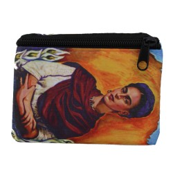 Geldbörse, Portmonaie Frida Kahlo N3