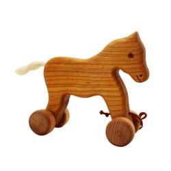 Ziehtier Pferd Benno