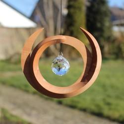 Fensterdeko Nepal - Kirschbaum/Birnbaum