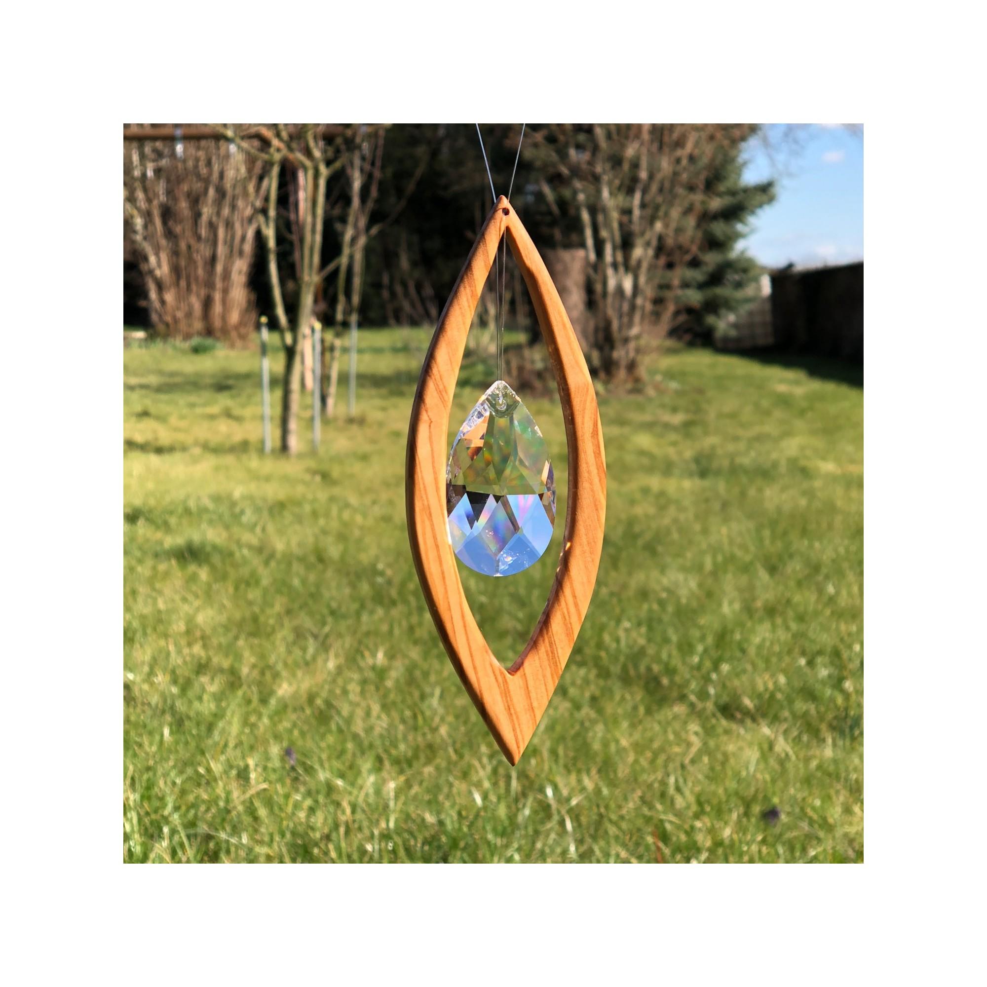 Fensterdeko Aus Holz : fensterdeko aus holz segel klein mit bleikristall kaufen ~ Markanthonyermac.com Haus und Dekorationen