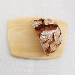 "Frühstücksbrettchen rechteckige Form ""Elwis"""