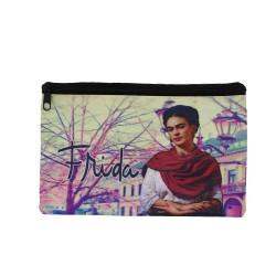 Etui Frida Kahlo rote Schal