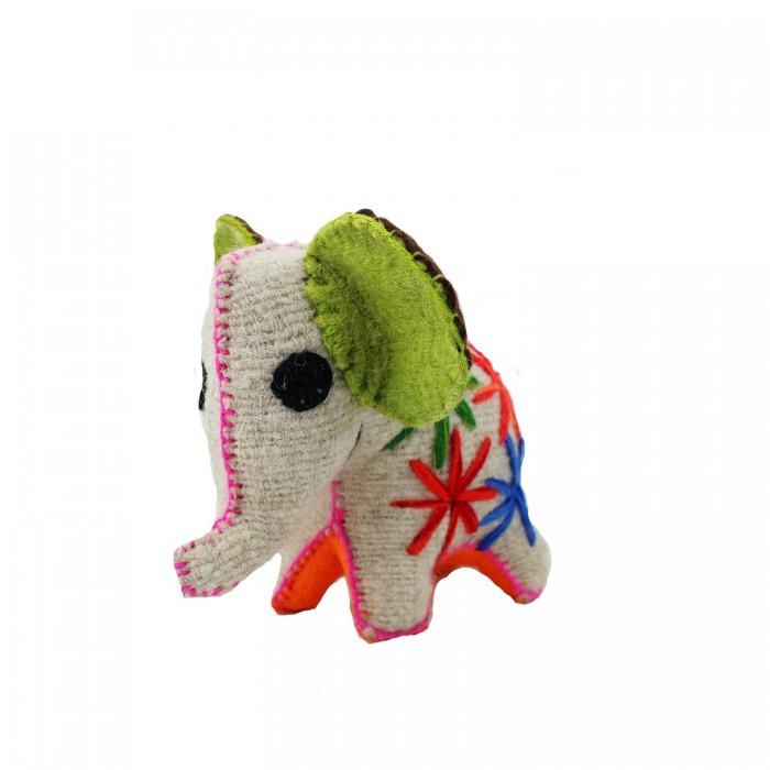 Kinderzimmer Plüschtier Elefant