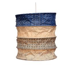 Papierlampenschirm Amrum - Pendelleuchte
