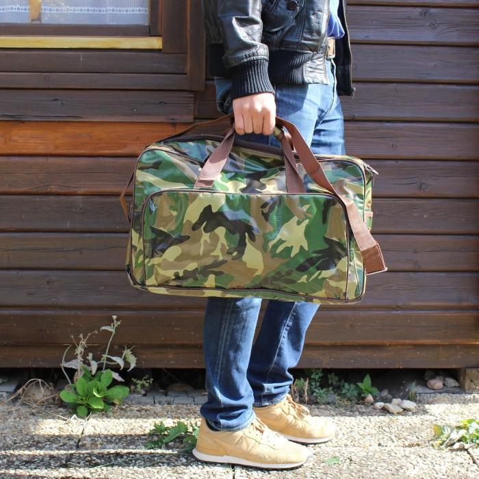 Umhängetasche Camouflage / Reisetasche - Ikuri
