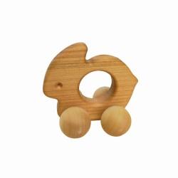 Greifling Hase aus Holz
