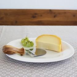 Käsehobel mit Griff - Gedrechselt