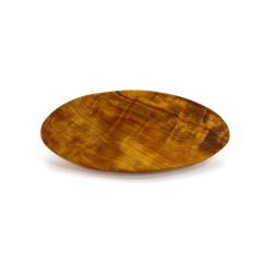 Haarspange aus Holz mit Clip