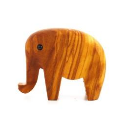 Elefantenringhalter aus Holz   Stiftehalte oder für Olivenpiker