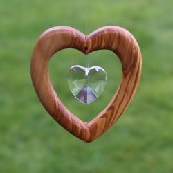 Fensterdeko Herz groß - Corazoncito
