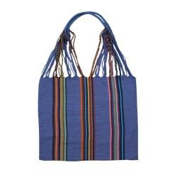 Einkaufstasche Boho El Carmen hangewebt
