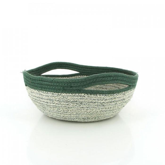 Korb Bowl grün