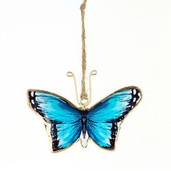 Deko Anhänger - Schmetterling