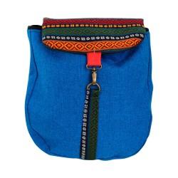 Rucksack Damen wasserdicht blau