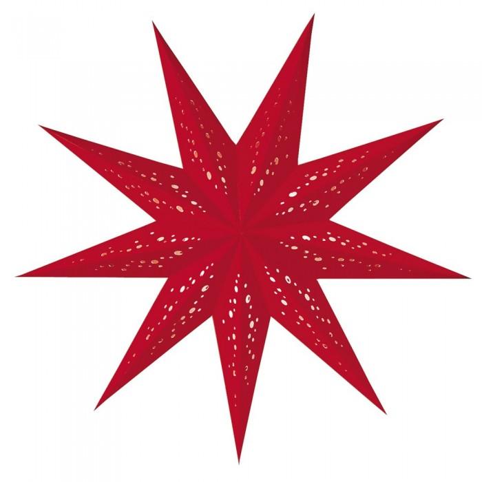 papierstern beleuchtet weihnachtsstern baby rosso s kaufen. Black Bedroom Furniture Sets. Home Design Ideas
