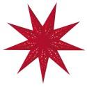 """Papierstern, Weihnachtsstern """"baby rosso"""" S"""