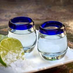 Schnapsglas Barril 2er Set | Mundgeblasenes Glas