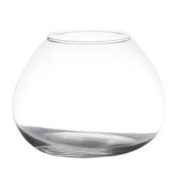 Windlicht Bowl, Terrarium 17cm