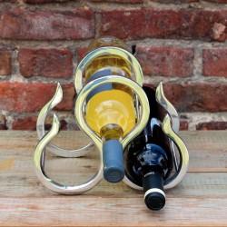 Weinflaschenhalter New York, 3 Flaschen