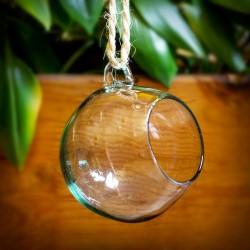 Fensterdeko Esfera blau