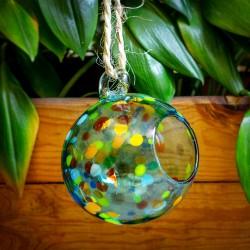 Fensterdeko Esfera aqua
